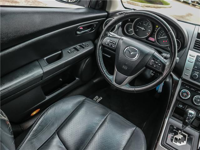 2012 Mazda MAZDA6 GT-I4 (Stk: T695A) in Ajax - Image 13 of 24