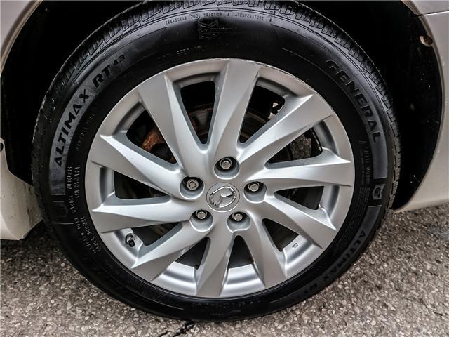 2012 Mazda MAZDA6 GT-I4 (Stk: T695A) in Ajax - Image 21 of 24