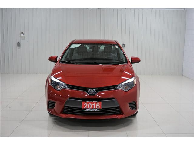 2016 Toyota Corolla LE (Stk: P5220) in Sault Ste. Marie - Image 2 of 15