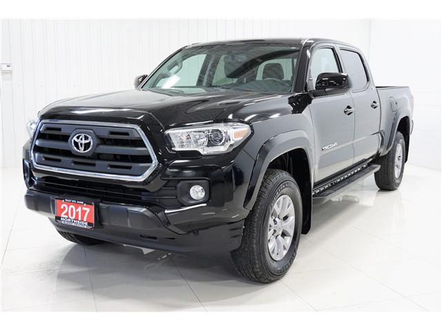 2017 Toyota Tacoma SR5 (Stk: T19120A) in Sault Ste. Marie - Image 1 of 18