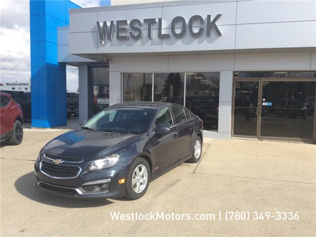 2015 Chevrolet Cruze 1LT (Stk: P1902) in Westlock - Image 1 of 18