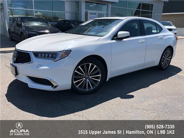 2018 Acura TLX Tech (Stk: 1813830) in Hamilton - Image 1 of 16