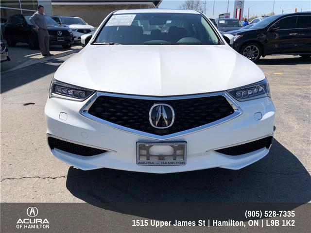 2018 Acura TLX Tech (Stk: 1813830) in Hamilton - Image 2 of 16