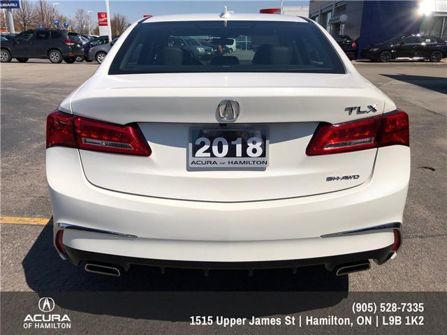 2018 Acura TLX Tech (Stk: 1813830) in Hamilton - Image 6 of 16