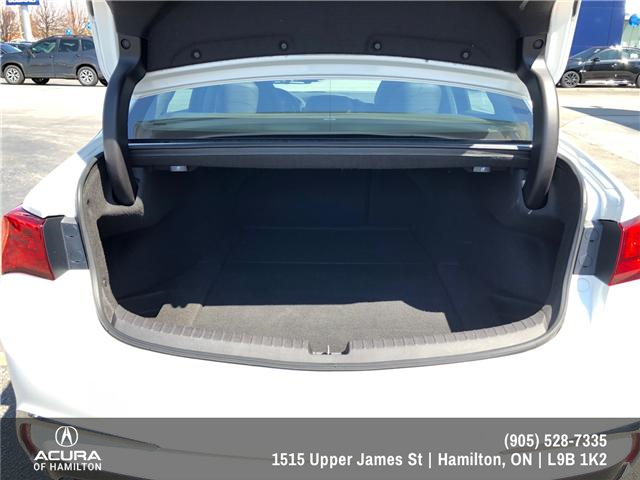 2018 Acura TLX Tech (Stk: 1813830) in Hamilton - Image 7 of 16
