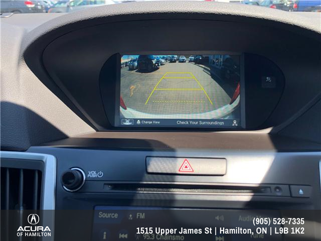 2018 Acura TLX Tech (Stk: 1813830) in Hamilton - Image 13 of 16