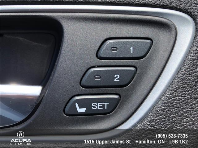 2018 Acura TLX Tech (Stk: 1813830) in Hamilton - Image 15 of 16