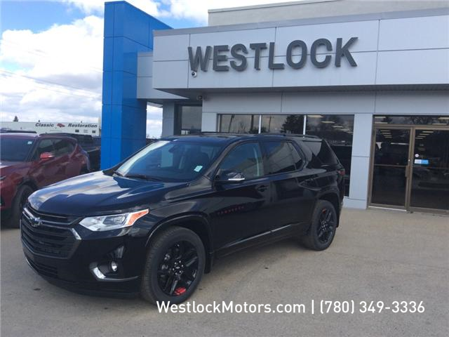 2019 Chevrolet Traverse Premier (Stk: 19T191) in Westlock - Image 1 of 19