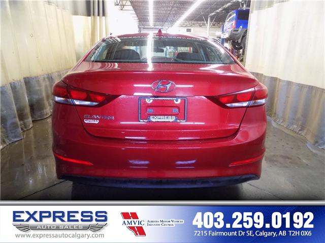 2017 Hyundai Elantra GLS (Stk: P15-1084A) in Calgary - Image 5 of 16