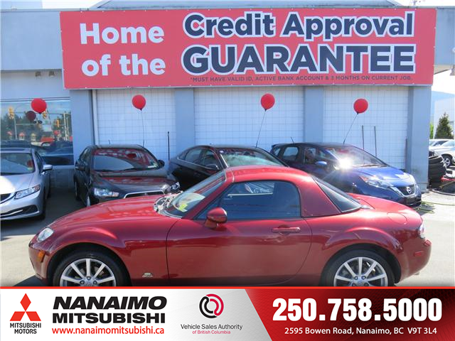 2006 Mazda MX-5 GS (Stk: 9P7848A) in Nanaimo - Image 2 of 8