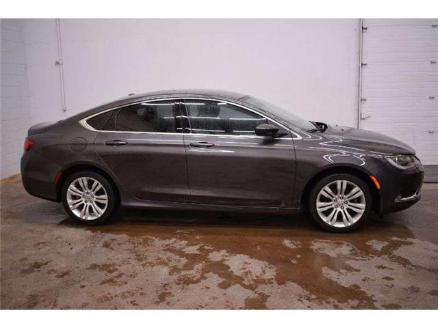 2016 Chrysler 200 LIMITED - HEATED SEATS * BACKUP CAM * TOUCH SCREEN (Stk: B3977) in Napanee - Image 1 of 30