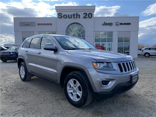 2015 Jeep Grand Cherokee Laredo (Stk: 32157A) in Humboldt - Image 1 of 22