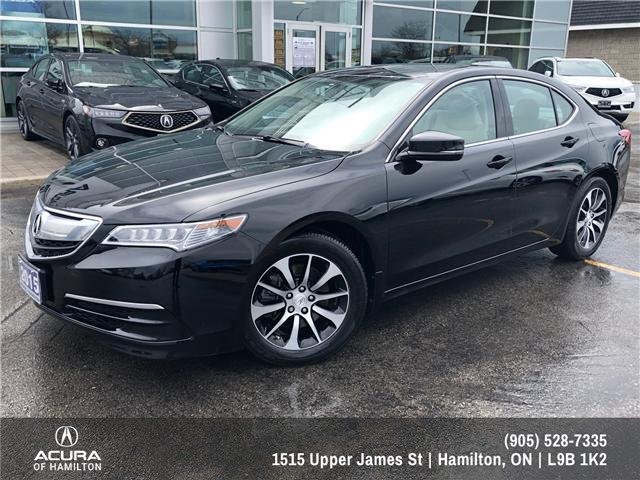 2015 Acura TLX Base (Stk: 1513840) in Hamilton - Image 1 of 12
