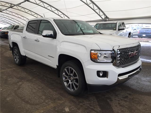 2018 GMC Canyon Denali (Stk: 160604) in AIRDRIE - Image 1 of 20