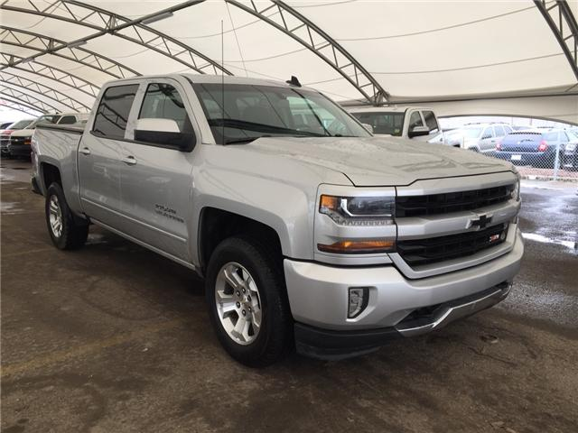 2017 Chevrolet Silverado 1500 1LT (Stk: 149395) in AIRDRIE - Image 1 of 18