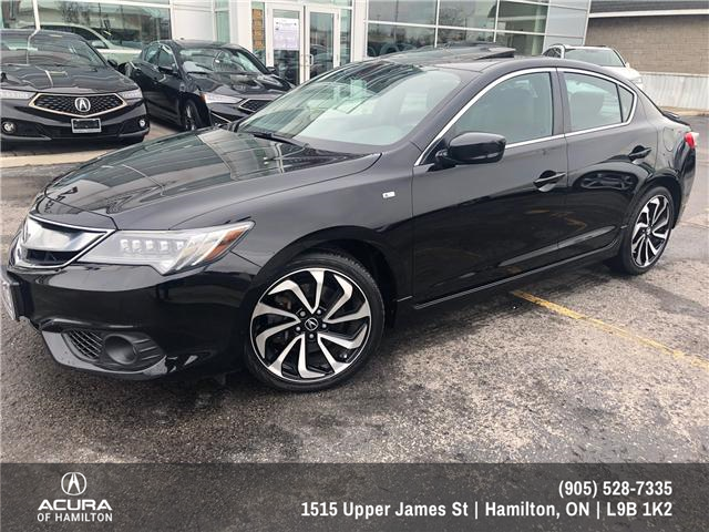 2016 Acura ILX A-Spec (Stk: 1613950) in Hamilton - Image 1 of 16