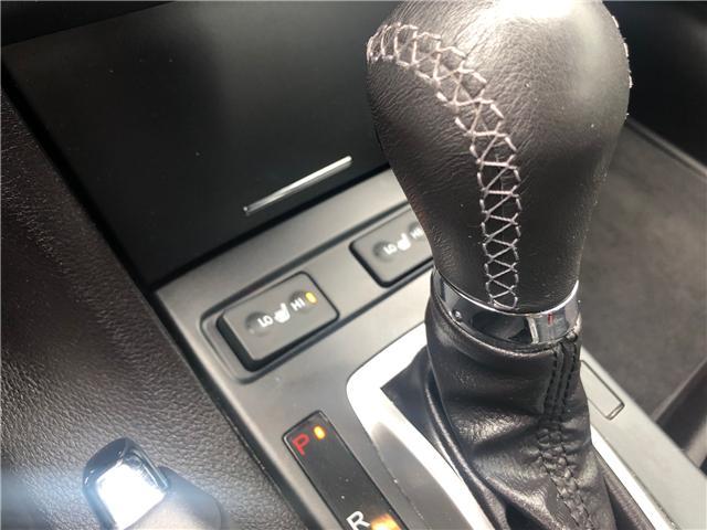 2016 Acura ILX A-Spec (Stk: 1613950) in Hamilton - Image 10 of 16