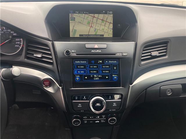 2016 Acura ILX A-Spec (Stk: 1613950) in Hamilton - Image 12 of 16