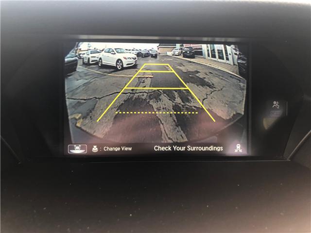 2016 Acura ILX A-Spec (Stk: 1613950) in Hamilton - Image 13 of 16