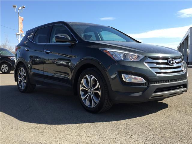 2013 Hyundai Santa Fe Sport 2.0T SE (Stk: B7322A) in Saskatoon - Image 1 of 26