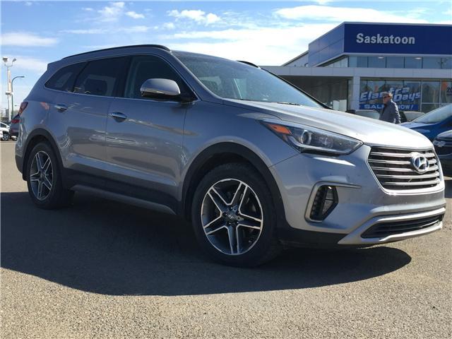 2017 Hyundai Santa Fe XL Limited (Stk: 39196A) in Saskatoon - Image 1 of 26