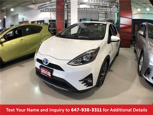 2018 Toyota Prius C Technology (Stk: J41301) in Mississauga - Image 1 of 20