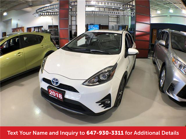 2018 Toyota Prius C Technology (Stk: J41301) in Mississauga - Image 2 of 20