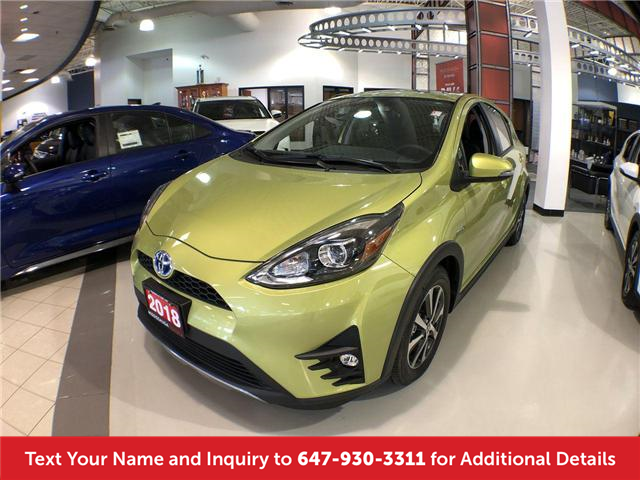 2018 Toyota Prius C Technology (Stk: J41294) in Mississauga - Image 1 of 20