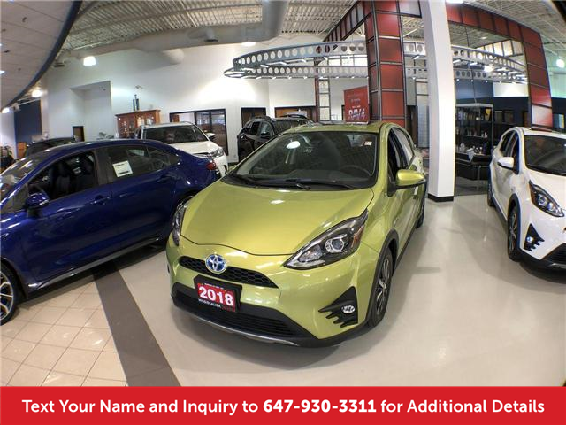 2018 Toyota Prius C Technology (Stk: J41294) in Mississauga - Image 2 of 20