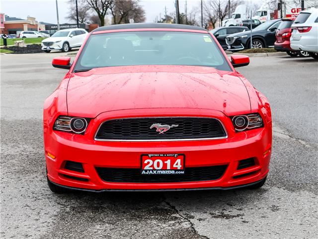 2014 Ford Mustang V6 Premium (Stk: 19-1382A) in Ajax - Image 2 of 26