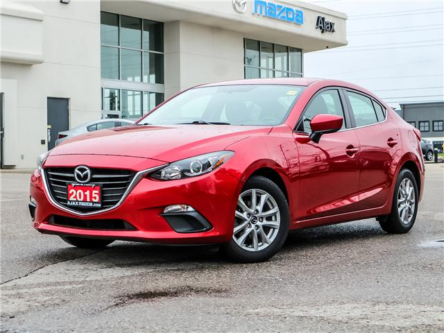 2015 Mazda Mazda3 GS (Stk: 19-1109A) in Ajax - Image 1 of 26