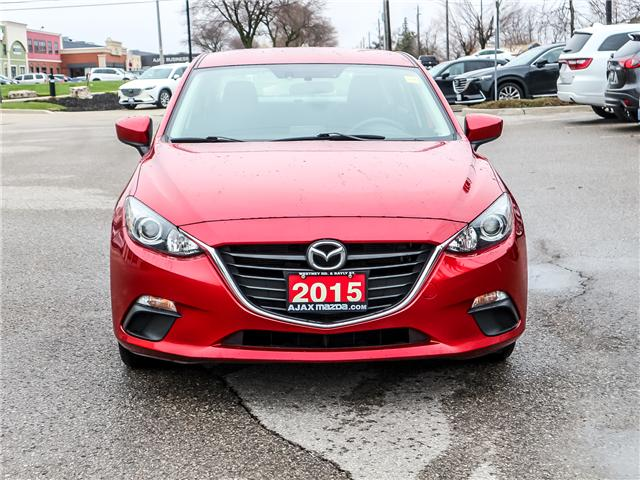 2015 Mazda Mazda3 GS (Stk: 19-1109A) in Ajax - Image 2 of 26