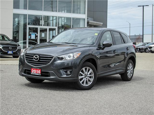 2016 Mazda CX-5 GS (Stk: 19-1054A) in Ajax - Image 1 of 23