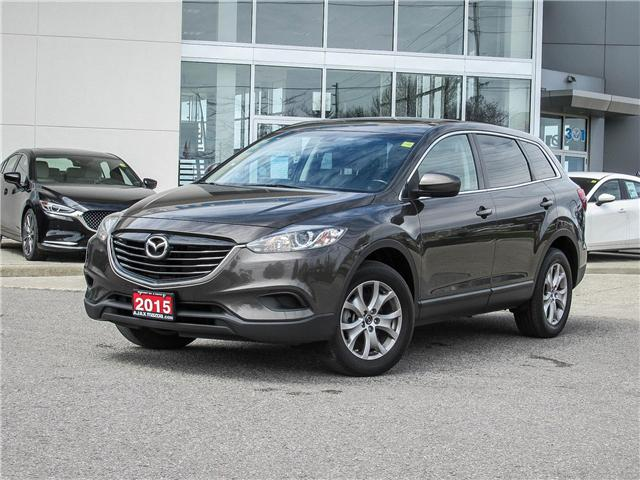 2015 Mazda CX-9 GS (Stk: P5110) in Ajax - Image 1 of 24
