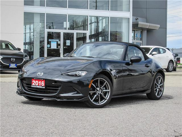 2016 Mazda MX-5 GT (Stk: P5117) in Ajax - Image 1 of 16