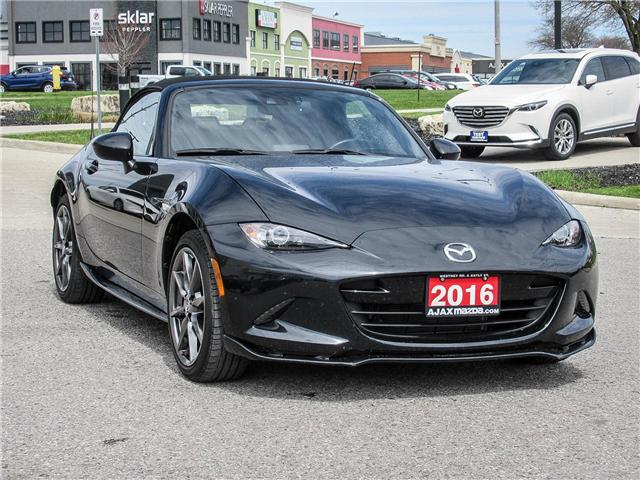 2016 Mazda MX-5 GT (Stk: P5117) in Ajax - Image 2 of 16