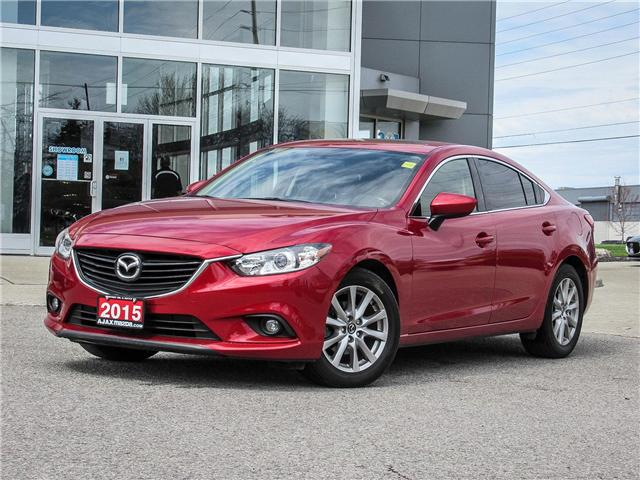 2015 Mazda MAZDA6 GS (Stk: P5100) in Ajax - Image 1 of 22