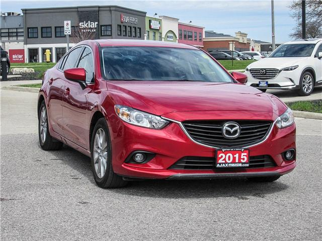 2015 Mazda MAZDA6 GS (Stk: P5100) in Ajax - Image 2 of 22