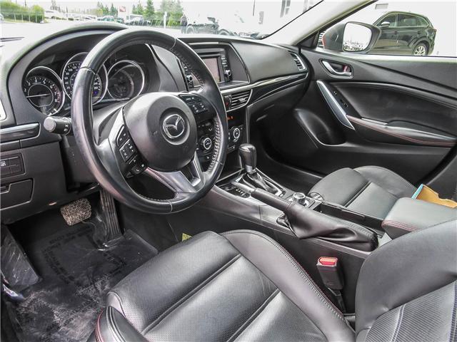 2015 Mazda MAZDA6 GS (Stk: P5100) in Ajax - Image 9 of 22