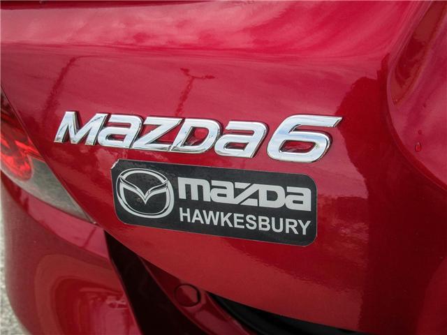 2015 Mazda MAZDA6 GS (Stk: P5100) in Ajax - Image 19 of 22