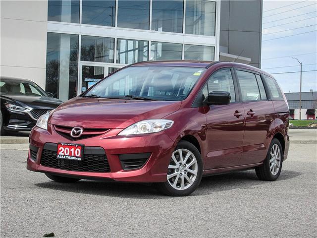 2010 Mazda Mazda5 GS (Stk: P5008A) in Ajax - Image 1 of 23