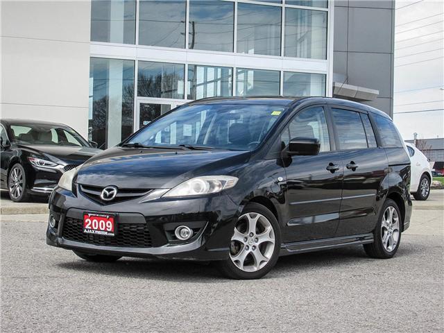 2009 Mazda Mazda5  (Stk: P5101) in Ajax - Image 1 of 22