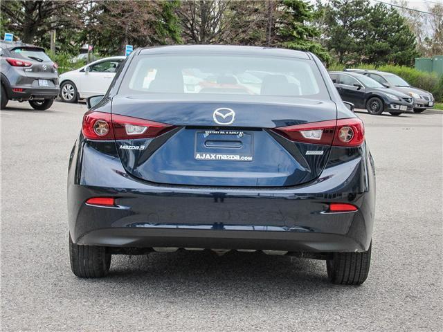 2016 Mazda Mazda3 GS (Stk: P5085) in Ajax - Image 6 of 23