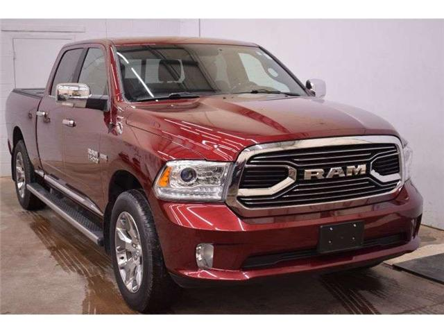 2017 RAM 1500 LONGHORN LMTD 4X4- NAV * HTD SEATS * LEATHER (Stk: B3859) in Kingston - Image 2 of 30