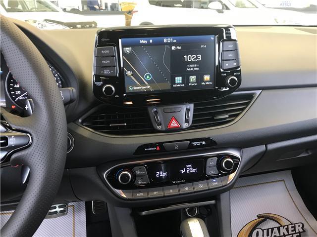 2019 Hyundai Elantra GT N Line Ultimate (Stk: 9EL6027) in Leduc - Image 8 of 9
