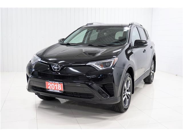 2018 Toyota RAV4 LE (Stk: P5262) in Sault Ste. Marie - Image 1 of 19