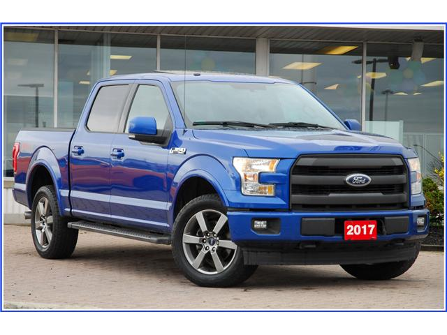 2017 Ford F-150 Lariat (Stk: 147710) in Kitchener - Image 1 of 20