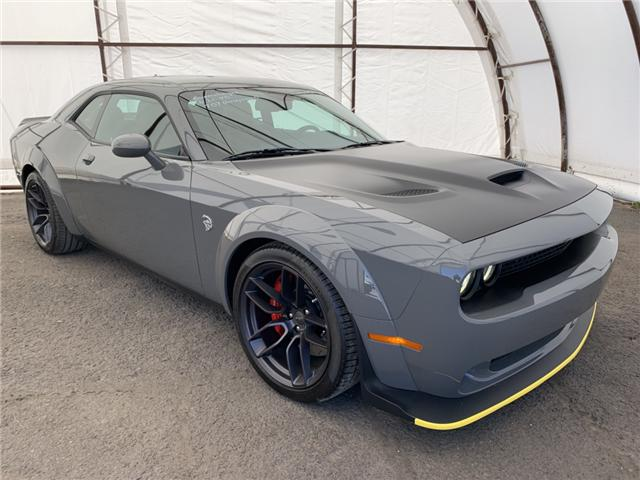 2018 Dodge Challenger SRT Hellcat (Stk: 18WideG) in Ottawa - Image 1 of 27