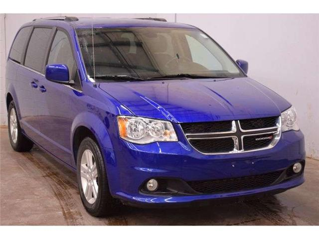 2018 Dodge Grand Caravan CREW - NAV * LEATHER * BACKUP CAMERA (Stk: B3938) in Kingston - Image 2 of 29