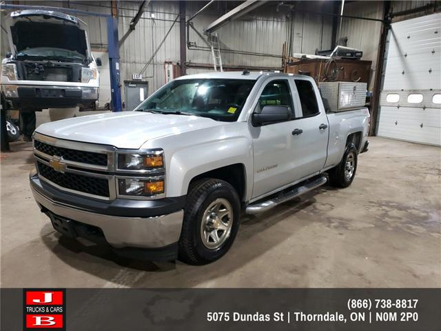 2014 Chevrolet Silverado 1500 2WT (Stk: 5690) in Thordale - Image 1 of 10